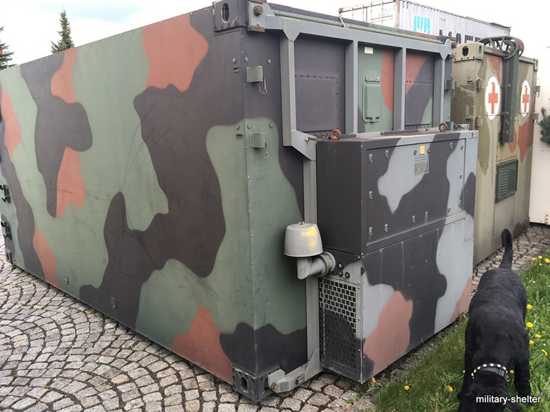 military kabinen zubeh r technik kabinen. Black Bedroom Furniture Sets. Home Design Ideas